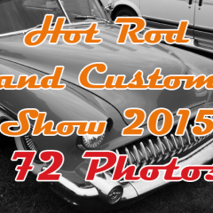 National Hot Rod and Custom Show 2015 Event Review – 72 Cool Pictures