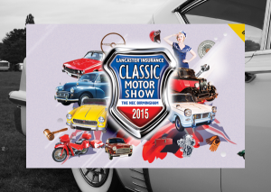 NEC Classic car show featured