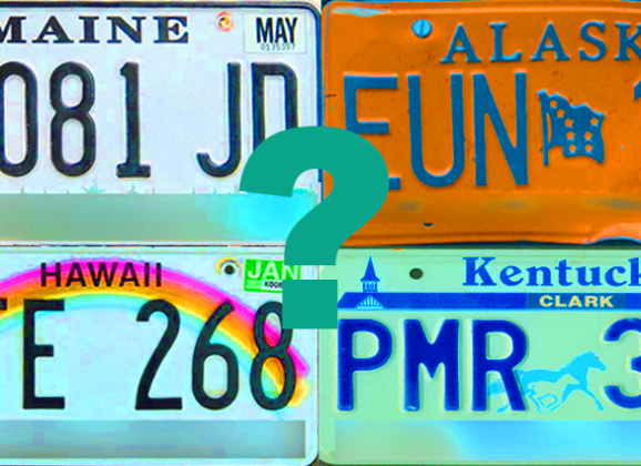 Part 2 – How Well Do You Know Your US License Plates?